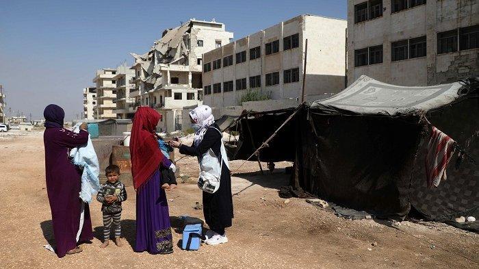Jalur Gaza Berikutnya, Pertempuran Warga Idlib Suriah Bertahan Hidup
