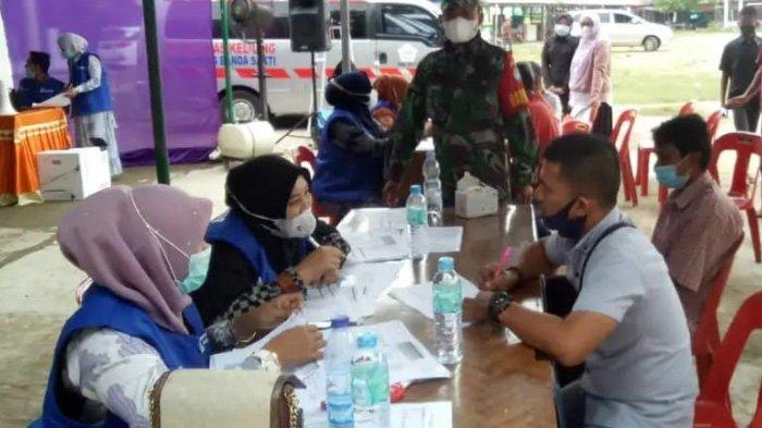 BI dan Pemko Lhokseumawe Siapkan 1.000 Vaksin kepada Warga