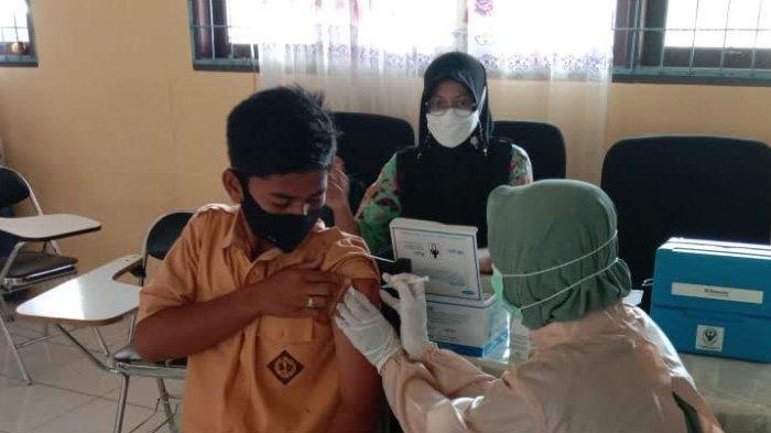 Kasus Baru Covid-19 di Indonesia Sebanyak 3.779 Infeksi