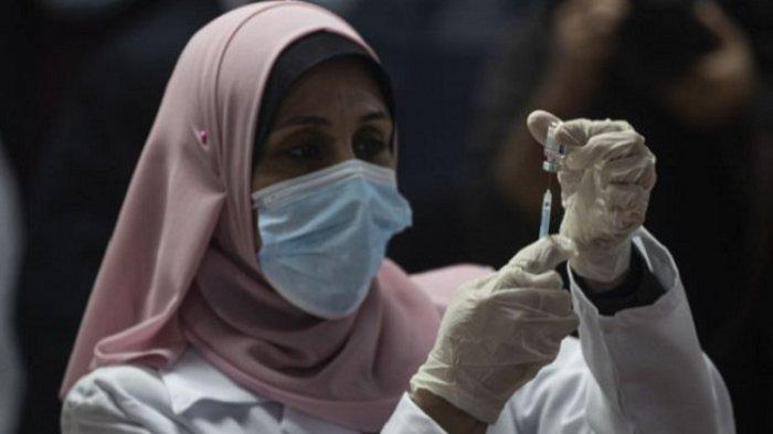 Hamas Meluncurkan Vaksinasi Covid-19 Sputnik V Asal Rusia