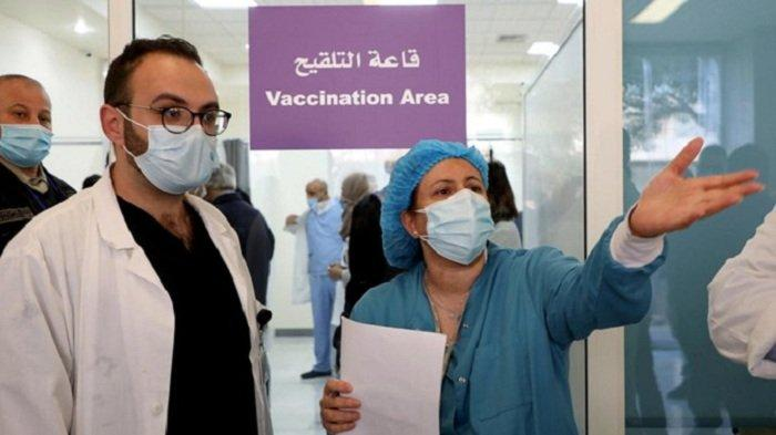 Lebanon Memulai Vaksinasi Covid-19, Walau Sedang Didera Krisis Ekonomi