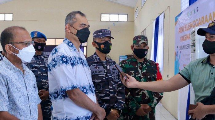 Sertifikat Vaksin Covid-19 Jadi Syarat Wajib Masuk Kota Sabang