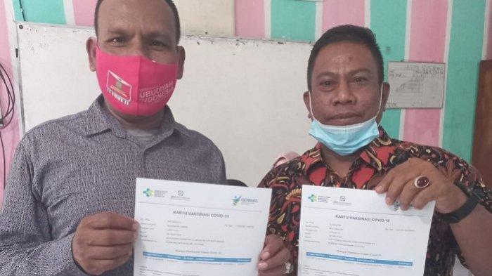 Guru, Staf, dan Siswa MAN 3 Rukoh Banda Aceh Divaksin