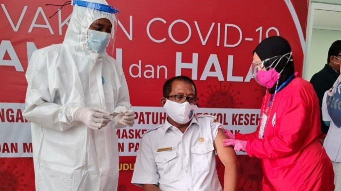 Kasus Covid-19 Melonjak, Rumah Sakit Kewalahan Terima Pasien