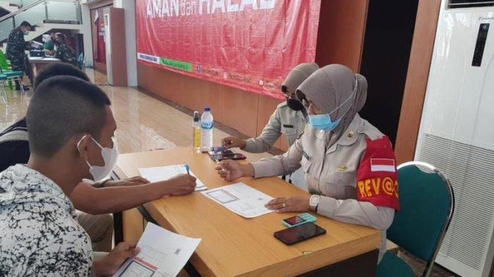 Polda Aceh Terus Genjot Vaksinasi Massal di Sejumlah Tempat, Bagi yang Belum Vaksin, Dipersilakan