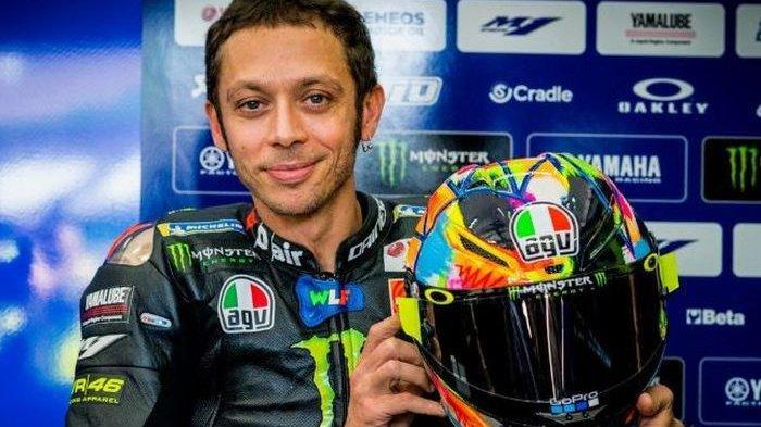Valentino Rossi tak Mampu Bersaing di Deretan 10 Besar, Mattia Pasini Beberkan Kelemahan The Doctor