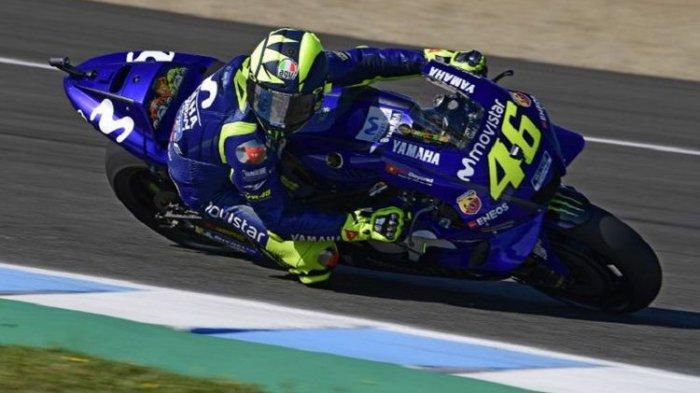 Rossi Keluhkan Kondisi Ban, Bos Michelin Sebut Gaya Balap Legenda MotoGP Itu yang Bermasalah