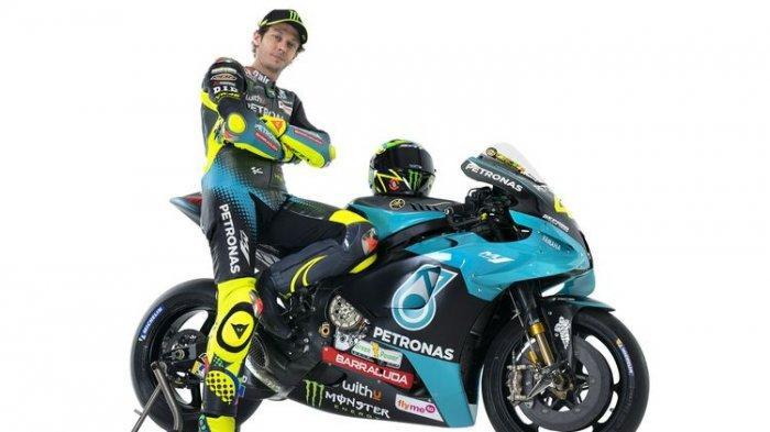 Jelang MotoGP Qatar 2021, Valentino Rossi Butuh Pesaing dan Motivasi untuk Balapan