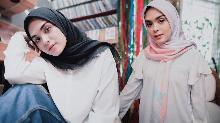 Vebby Palwinta Mantap Berhijab Mantan Kekasih Baim Wong Ini Tambah Cantik Lihat Foto Fotonya Serambi Indonesia