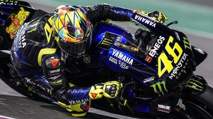 Bos Ducati Minta Valentino Rossi Bertahan 1 Tahun Lagi di MotoGP