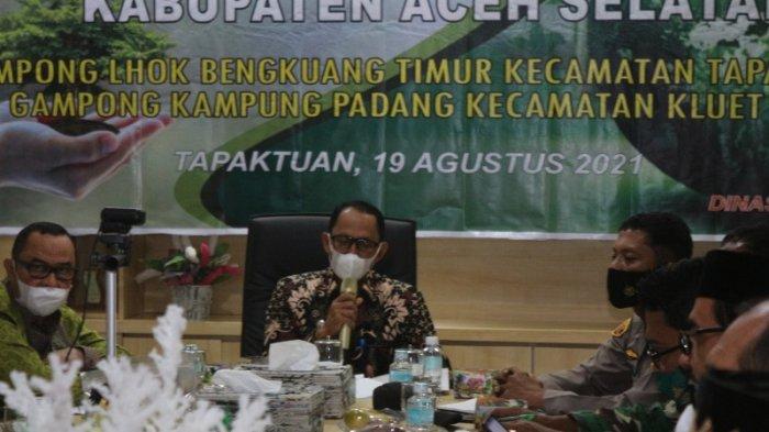 Aceh Selatan Kembali Jadi Nominator Kampung Iklim Nasional