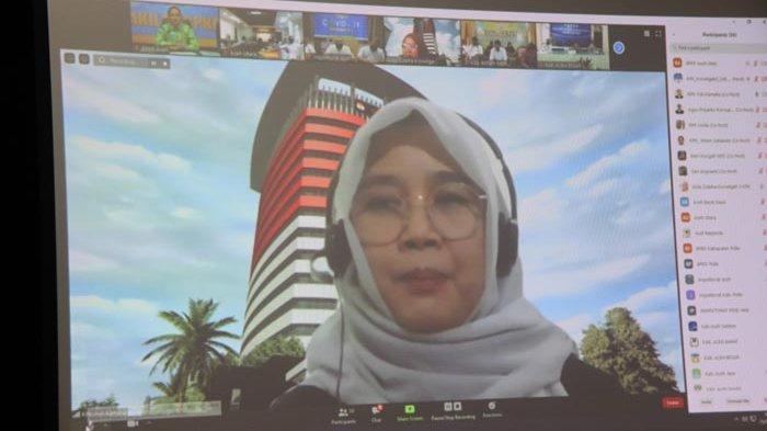 KPK Monitoring dan Evaluasi Dana Covid-19 di Aceh