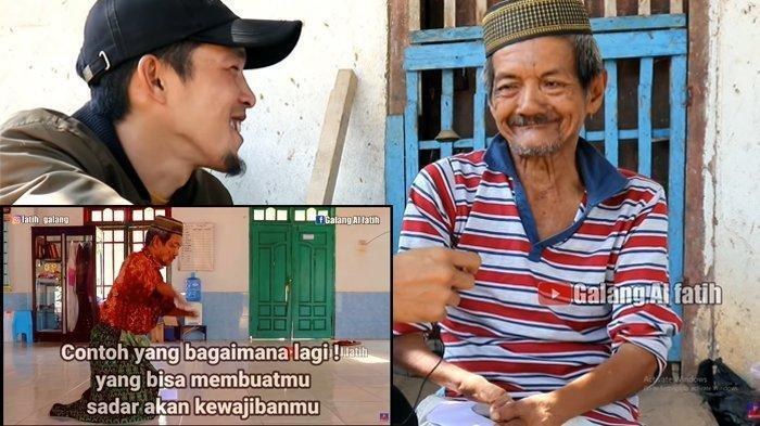 Kisah Pak Harun Penjual Mushaf Al-Qur'an, Tetap Rajin Shalat Meski Tak Punya Tangan dan Kaki
