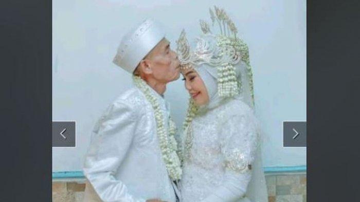 VIRAL Kakek Tajir Usia 71 Tahun Nikahi Gadis 18 Tahun, Digelar Mewah, Seserahan Diangkut 2 Mobil
