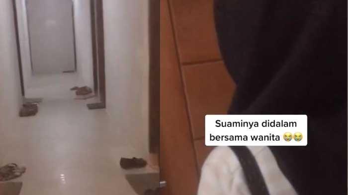 VIRAL Istri Datang ke Penginapan saat Suami Check-In dengan Wanita Selingkuhan, Tegar Menghadapi