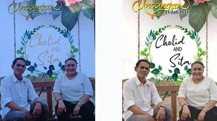 Pesta Penikahan Berubah Duka, Calon Istri Meninggal saat Dirias, Pengantin Pria Menangis Histeris