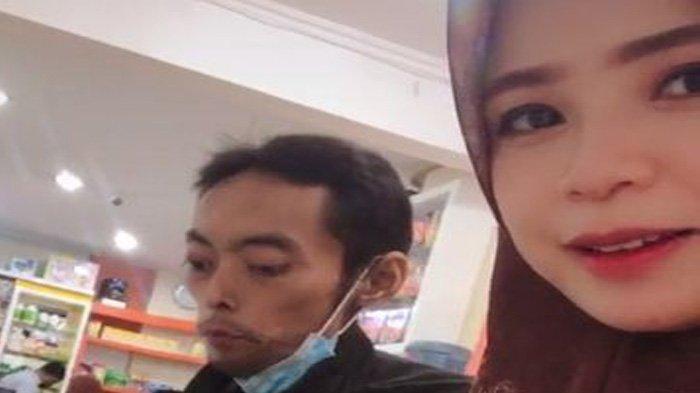 Viral Ketulusan Istri Dampingi Suami Ketika Kondisi Kesehatan Kurang Baik, Disebut Idap Hypertiroid