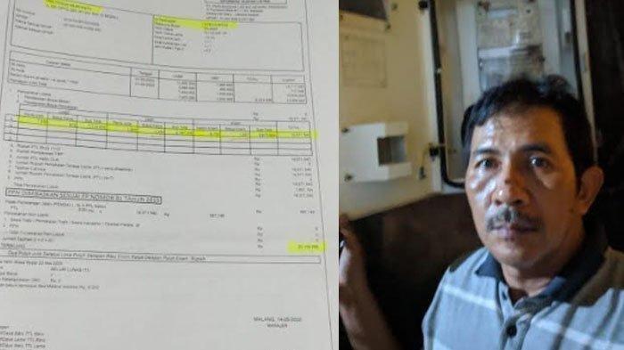 VIRAL Tagihan Listrik Warga Malang Bengkak Hingga Rp 20 Juta, Protes ke PLN Tapi Tetap Harus Bayar