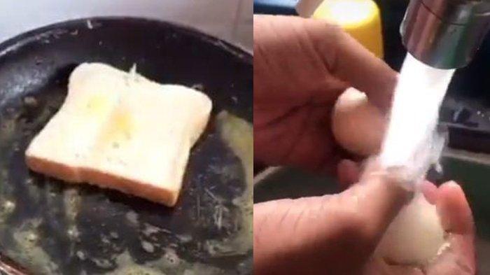 Viral Para Pemuda Buat Tutorial Masak Sandwich, Hasilnya Mengherankan