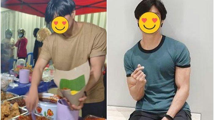 Viral Karena Disebut Mirip Lee Min Ho, Pria Penjual Nasi Kuning Ngaku Kena Bully: Saya Enggak Kuat