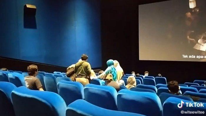 Viral Penonton Bioskop Kesurupan Saat Menonton Film The Conjuring 3, Terdengar Suara Teriakkan