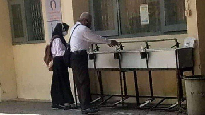 Viral Pria Usia 57 Tahun Ikut Seleksi PPPK Guru, Netizen : Hati Terenyuh Melihatnya
