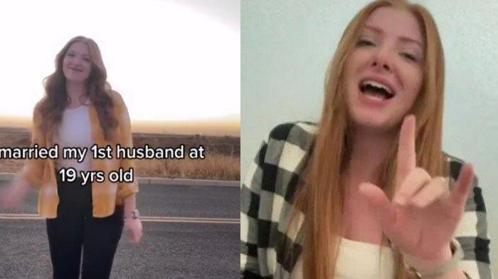 Viral wanita muda usia 28 tahun menjadi ibu dari tujuh anak.