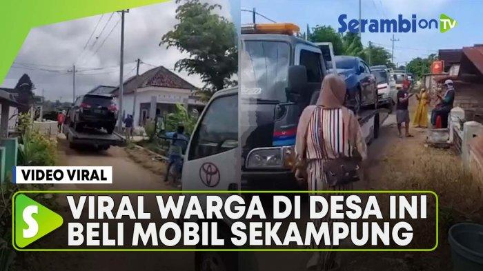Viral Warga Tuban Ramai-ramai Beli Mobil, Kades Justru Khawatir Hal Ini, Ada Apa?