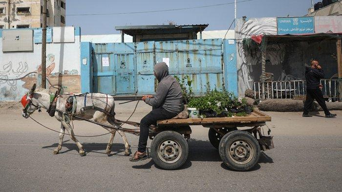 Wabah Corona Membuat Rakyat Palestina di Gaza Semakin Menderita, Badan PPB UNRWA Tangguhkan Bantuan
