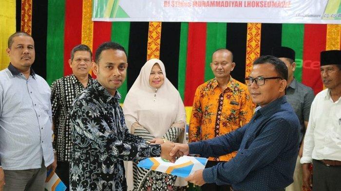 LLDIKTI XIII Aceh Visitasi Pembukaan Prodi S1 Gizi di STIKes Muhammadiyah Lhokseumawe