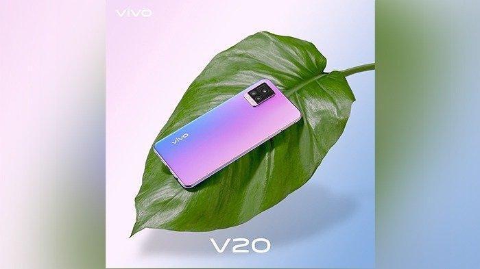 Vivo V20 dan V20 SE Meluncur 29 September 2020, Ini Harga dan Spesifikasinya