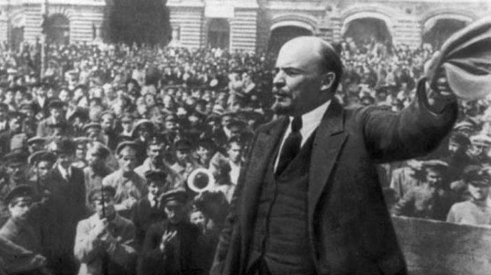 Biografi Tokoh Dunia - Mengenal Sosok Vladimir Lenin, Revolusioner dari Rusia dan Pendiri Uni Soviet