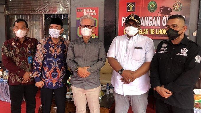 Pemkab Hibah Lahan 5 Ha untuk Lapas Lhoksukon, Wabup Aceh Utara Minta Kemenkumham Segera Dibangun