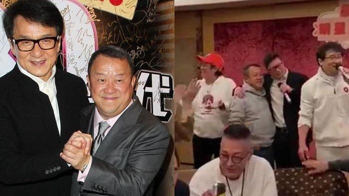 Aktor Laga Jackie Chan Dirumorkan Terpapar Virus Corona, Benarkah? Ini Faktanya