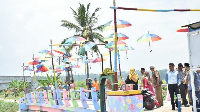 Waduk Paya Nie Mulai Dilirik Wisatawan Lokal, Biaya Masuk Hanya Rp 2.000 - waduk-paya-nie2.jpg