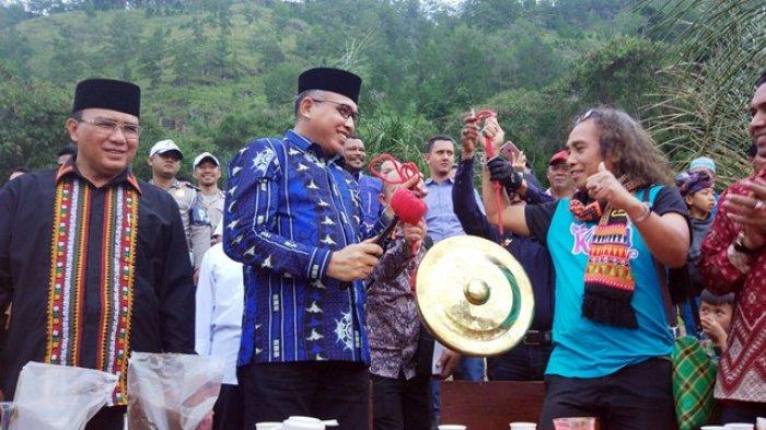 Wagub Aceh Buka Festival Panen Kopi Gayo