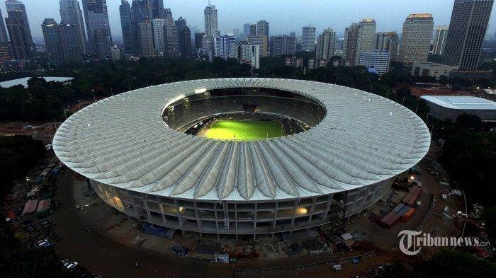 Biaya Sewa Stadion Gelora Bung Karno Mahal, Persija Jakarta Pindah Markas ke Bantul