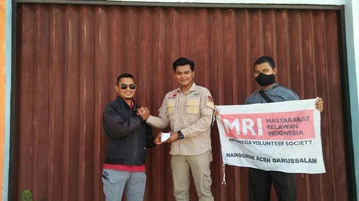 Pemuda Muhammadiyah Pidie Salurkan Donasi Bangun Sumur Wakaf Aceh di Palestina