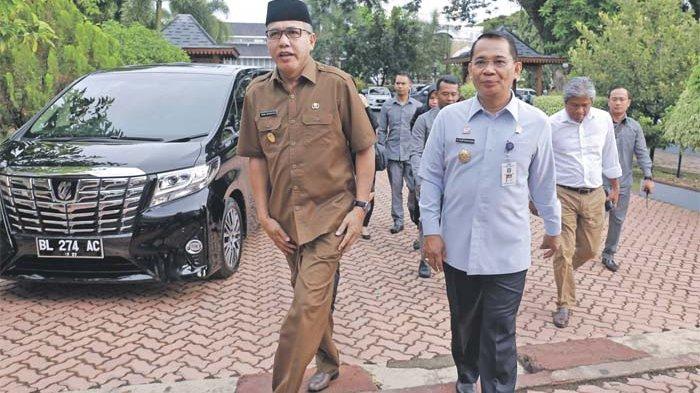 655 CPNS Kemenkumham Aceh Ikut Orientasi