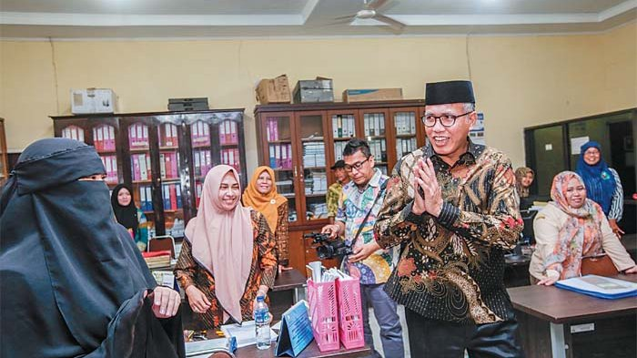 Resmi, Mendagri Tunjuk Nova Iriansyah Jadi Plt Gubernur Aceh, Tgk Syarkawi Plt Bupati Bener Meriah