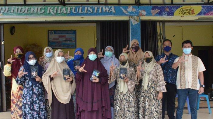 Dekranasda Kota Langsa Kunjungi Pengrajin Sambal dari Pepaya di Gampong Sidodadi