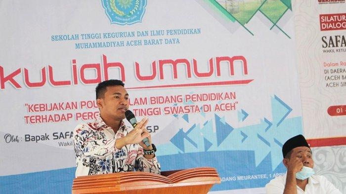 Wakil Ketua DPRA Sebut Persoalan Kemiskinan Aceh Berdampak dari Faktor Pendidikan