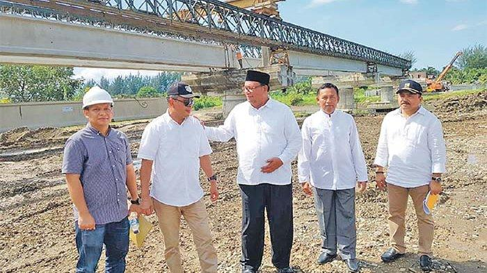 Jembatan Limpok Mulai Dilintasi