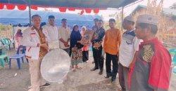 Fraksi PKS DPRK Aceh Besar Kunjungi Korban Kebakaran di Tampok Blang