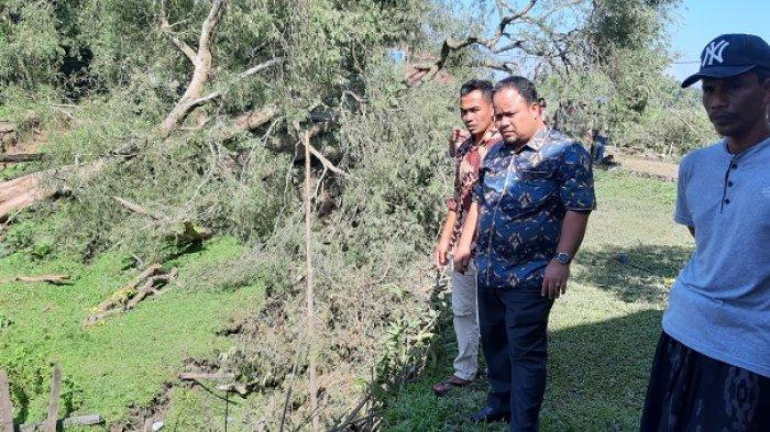 Fenomena Alam Tanah Bergerak, Gampong Lamkleng Ditetapkan Sebagai Daerah Siaga Darurat