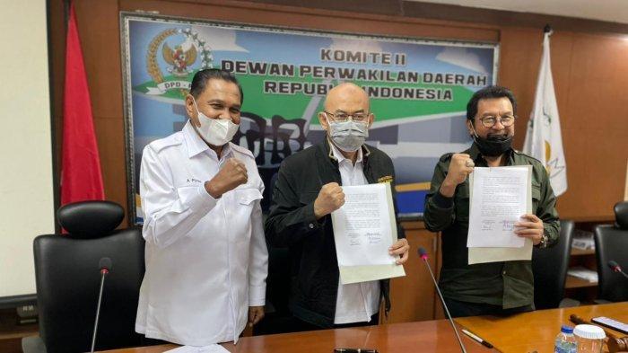 Abdullah Puteh Sebut Kereta Api Aceh