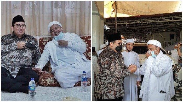 Fadli Zon Temui Habib Rizieq Shihab, Singgung Operasi Intelijen untuk Gagalkan Kepulangan Imam FPI