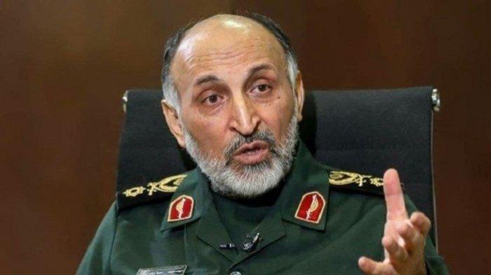 Terkena Serangan Jantung, Wakil Komandan Pasukan Quds Iran Meninggal Dunia