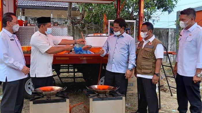 BNPB Bantu Dapur Umum untuk Banda Aceh, Siap Digunakan Saat Terjadi Bencana