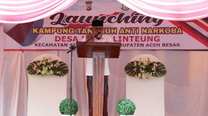 Batee Linteung Jadi Gampong Tangguh Anti Narkoba